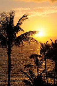 Premium Textil-Leinwand 30 cm x 45 cm hoch Gran Canaria - Sonnen