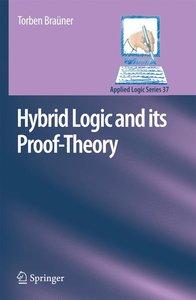 Hybrid Logic and its Proof-Theory