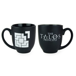 The Talos Priciple - Tasse / Kaffeebecher - Puzzle-Logo