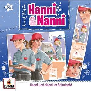 055/Hanni und Nanni im Schulcaf?