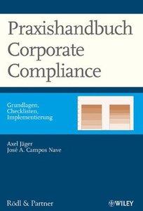 Praxishandbuch Corporate Compliance