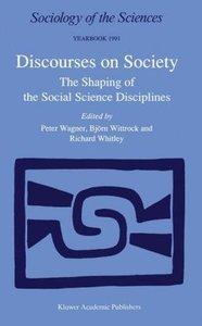 Discourses on Society
