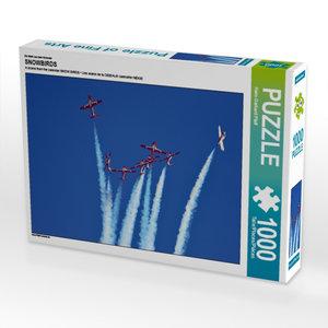 Ein Motiv aus dem Kalender SNOWBIRDS 1000 Teile Puzzle quer