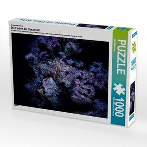Ein Motiv aus dem Kalender Die Farben der Ozeanwelt 1000 Teile P