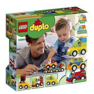 LEGO® DUPLO® 10886 - Meine ersten Fahrzeuge, Autos, Bausatz