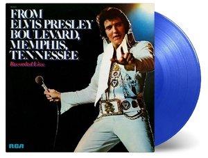 From Elvis Presley Boulevard,Memphis (ltd transpa
