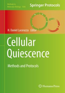 Cellular Quiescence