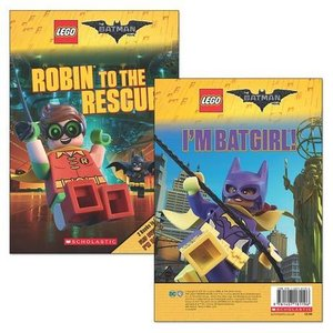 The LEGO Batman Movie: Robin to the Rescue / I\'m Batgirl