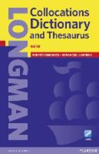 Longman Collocations Dictionary and Thesaurus with online access