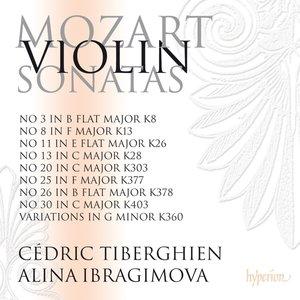 Sonaten für Violine und Klavier Vol.4