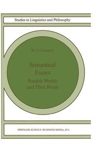 Semantical Essays