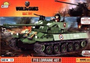 World of Tanks - Bausatz Lorraine