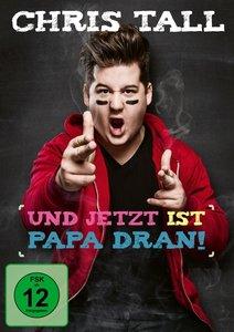 Und jetzt ist Papa dran! (Live), 1 DVD