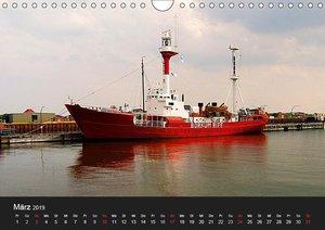 Borkum (Wandkalender 2019 DIN A4 quer)