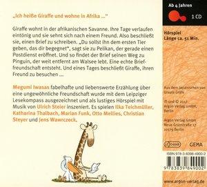 Viele Grüße, Deine Giraffe