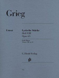 Lyrische Stücke Heft VIII op. 65