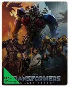 Transformerrs 5 - The last Knight