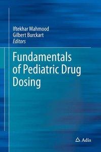Fundamentals of Pediatric Drug Dosing