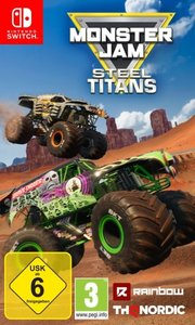 Monster Jam Steel Titans (Nintendo Switch)