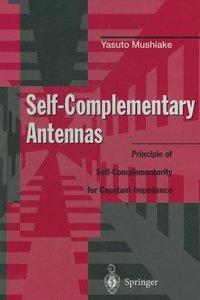 Self-Complementary Antennas
