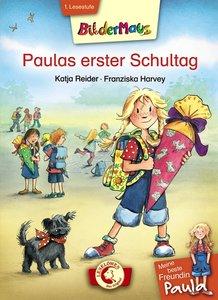 Paulas erster Schultag