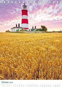 Leuchtturm: Lichtblick an der Küste