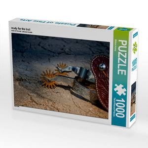 ready for the trail 1000 Teile Puzzle quer