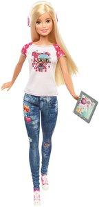 Mattel Barbie Die Videospiel-Heldin Real Life Barbie
