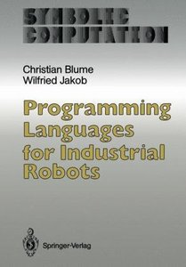 Programming Languages for Industrial Robots