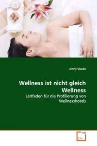 Wellness ist nicht gleich Wellness