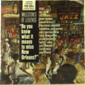 Jazz,R & B and Blues from the Crescent City 1952