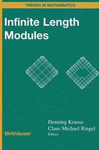 Infinite Length Modules
