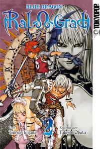 Blue Dragon - RalOGrad Sammelband 02