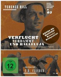 Verflucht, verdammt und Halleluja (Westernhelden 03). Blu-ray +