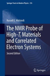 The NMR Probe of High-Tc Materials and Intermetallic Compounds