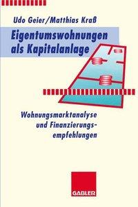 Eigentumswohnungen als Kapitalanlage