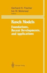 Rasch Models