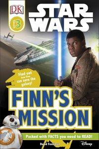 DK Reads Star Wars: Finn's Mission
