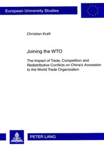 Joining the WTO