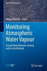 Monitoring Atmospheric Water Vapour