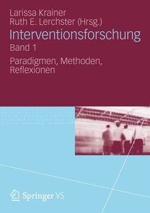 Interventionsforschung I