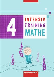 Intensivtraining Mathe 4. Arbeitsheft