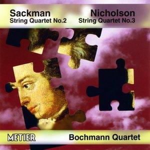 Sackman & Nicholson:String Quart
