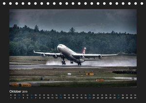 Faszination Luftfahrt (Tischkalender 2019 DIN A5 quer)