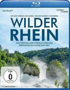 Wilder Rhein (Erlebnis Erde)-Blu-ray Disc