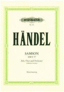 Samson HWV 57