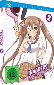Invaders of the Rokujyoma - Blu-ray 2
