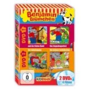 Benjamin Blümchen und der kleine Hund / Das Regenbogenfest