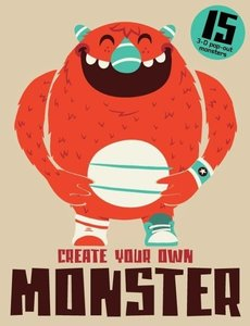 Magma Books: Create Your Own Monster