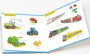 BOOKii®. Mein Bildwörterbuch. Fahrzeuge